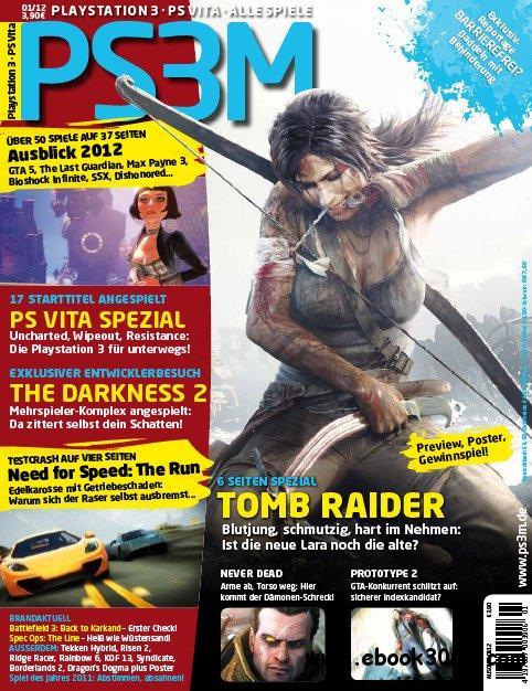 PS3M Das Playstation Magazin Januar No 01 2012 free download