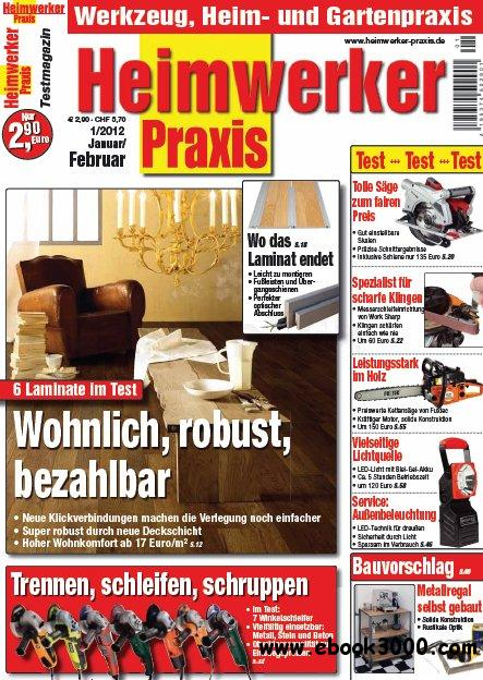 Heimwerker Praxis Januar Februar No 01 2012 free download