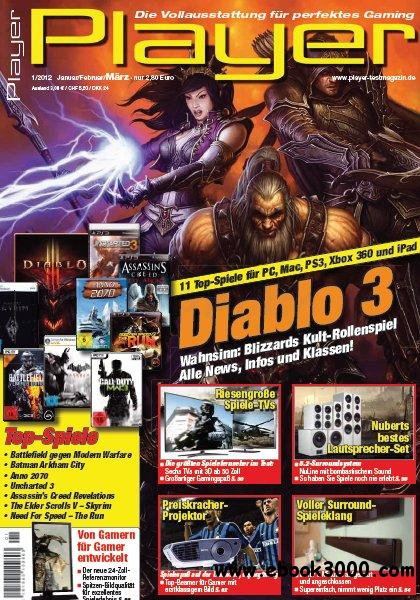 Player Magazin Januar - Marz No 01 2012 free download