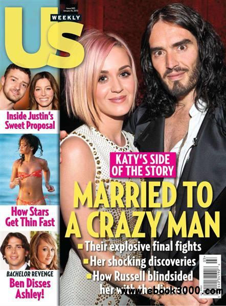 Us Weekly - 16 January 2012 free download