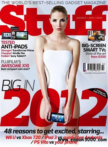 Stuff - February 2012 / United Kingdom free download