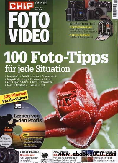 Chip Foto Video Magazin No 02 2012 free download