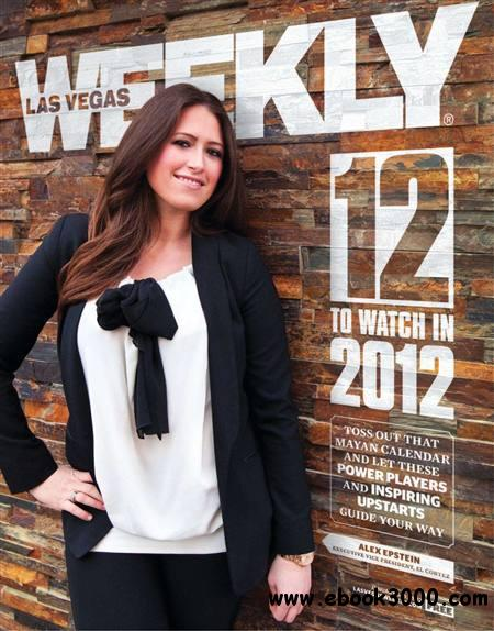 Las Vegas Weekly - 05 January 2012 download dree