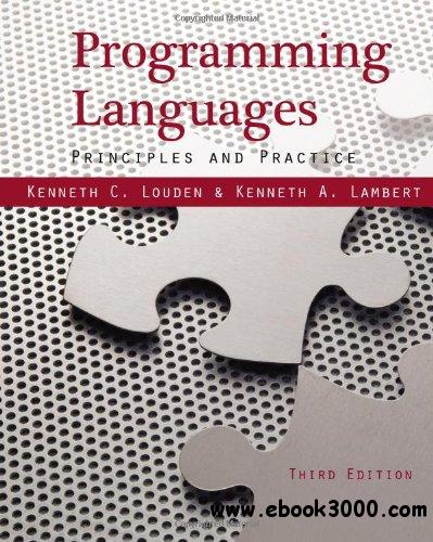 Programming Languages: Principles and Practices, 3 edition free download