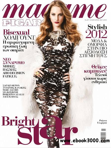 Madame Figaro - No.207 (January 2012) / Greece free download