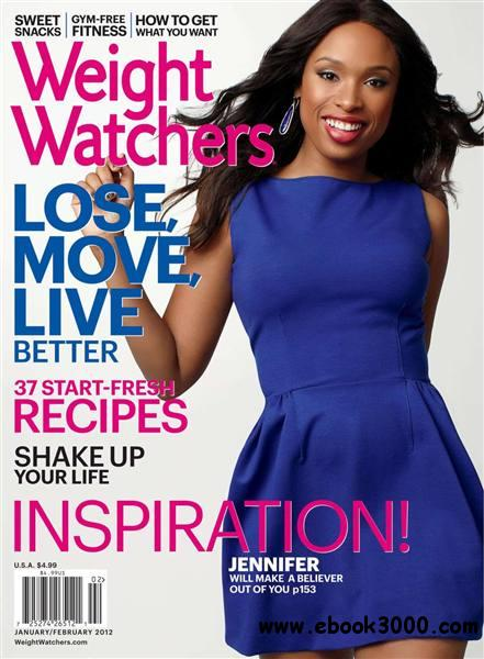 Weight Watchers - January/February 2012 free download
