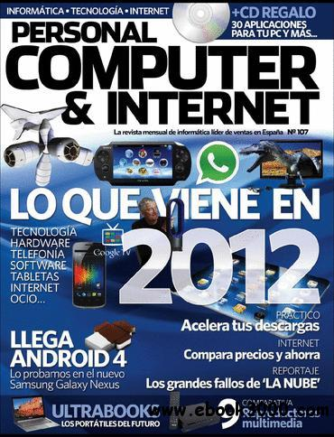 Personal Computer & Internet - Diciembre 2011 free download
