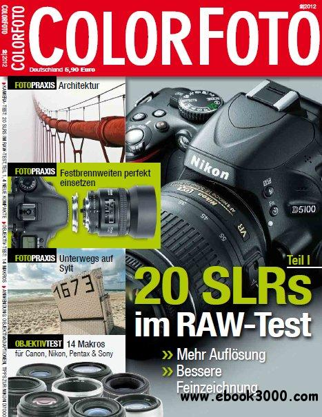 Color Foto Magazin No 02 2012 free download
