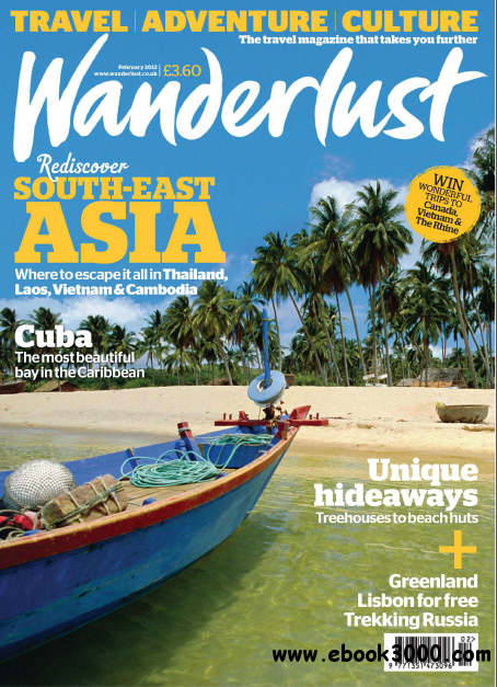 Wanderlust - February 2012 free download