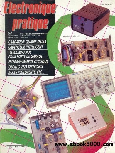 Electronique Pratique No101. Fevrier 1987 free download