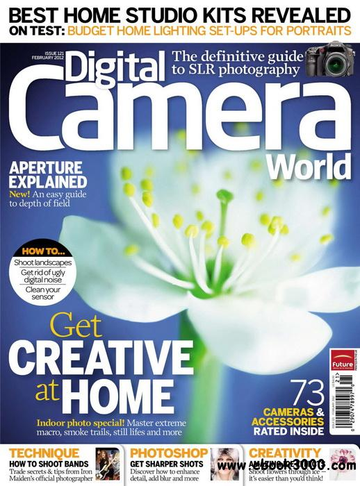 Digital Camera World - February 2012 free download