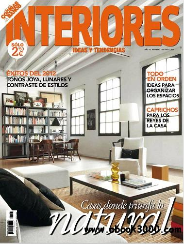 Interiores Magazine January 2012 free download