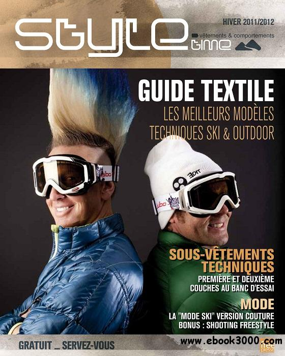 Style - Hiver 2011/2012 free download