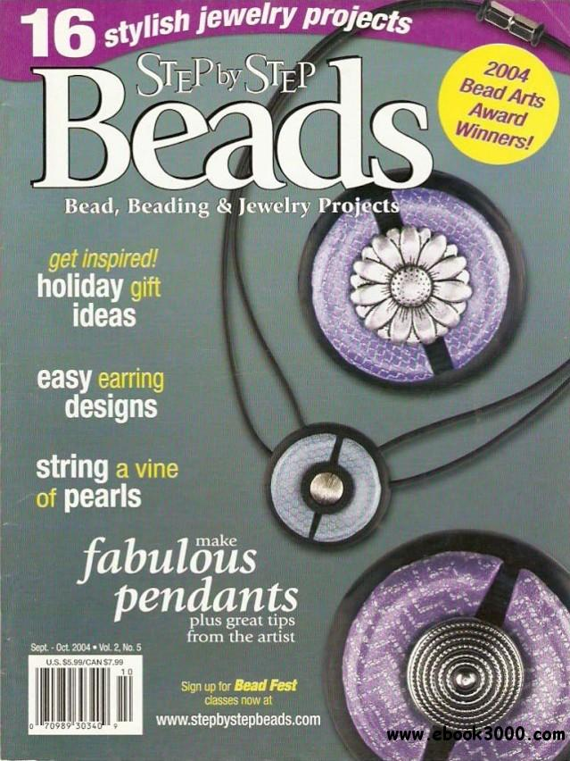 Step by Step Beads - January - February 2007 free download