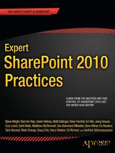 Business Intelligence in SharePoint 2010 PDF eBook