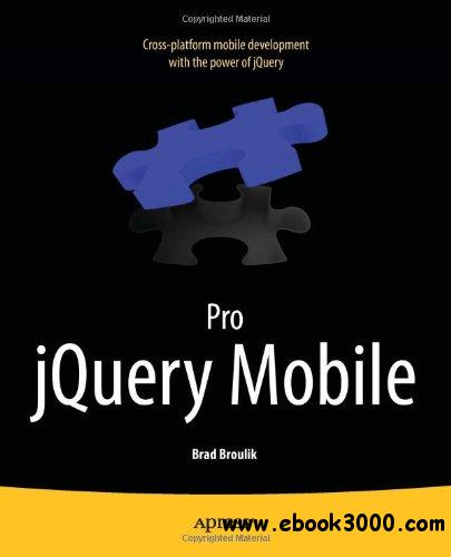 Pro jQuery Mobile free download