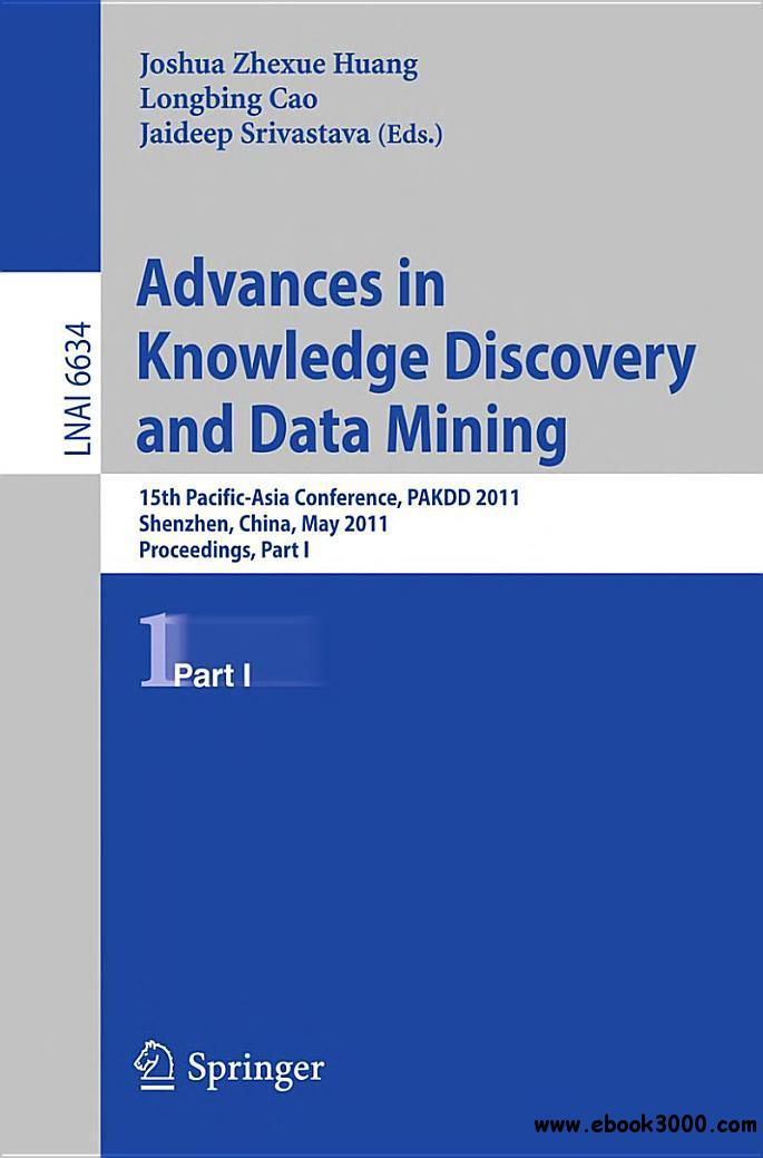 Advances in Knowledge Discovery and Data Mining free download
