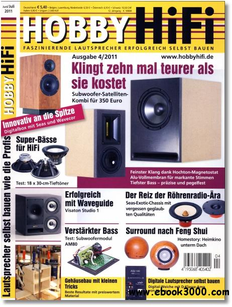 Hobby HiFi No4. 2011 free download