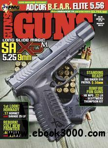 Guns Magazine - March 2012 free download