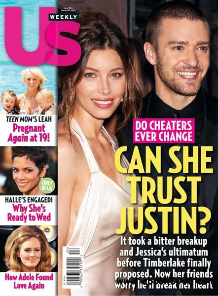 Us Weekly - 23 January 2012 free download
