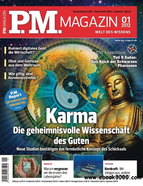 PM Magazin Januar No 01 2012 free download