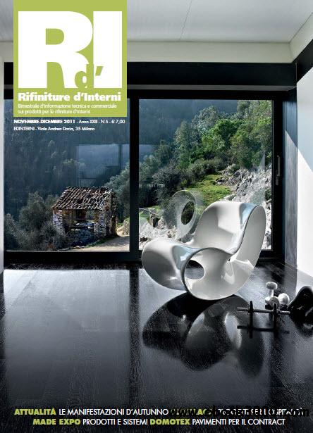 Rifiniture d'Interni N.5 - Novembre/Dicembre 2011 download dree