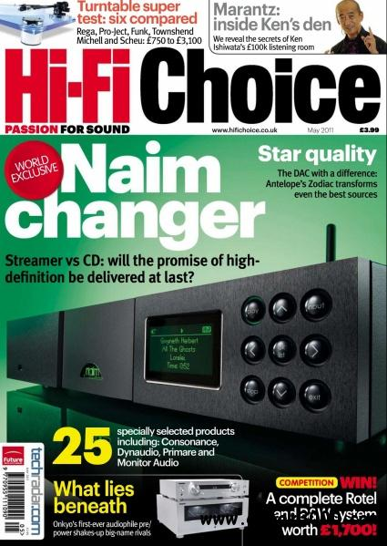 Hi-Fi Choice No5 .2011 free download