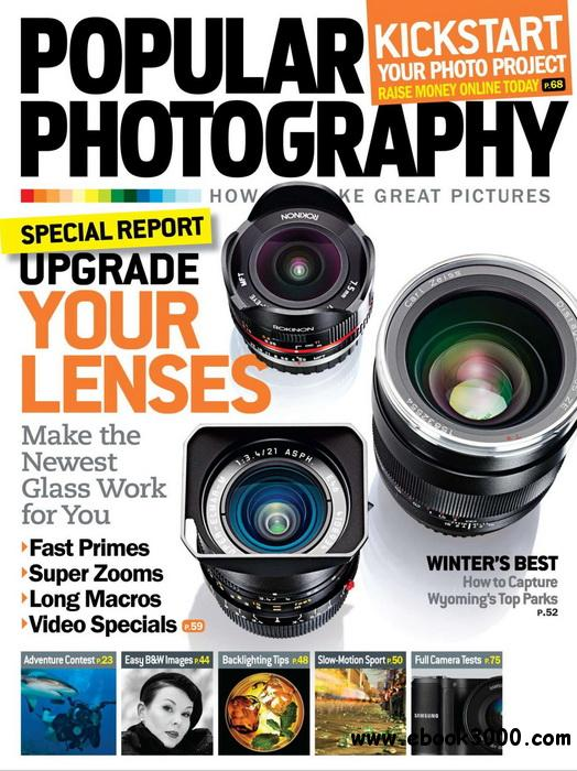Popular Photography - February 2012 free download