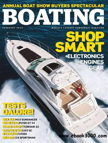 Boating - February 2012 download dree
