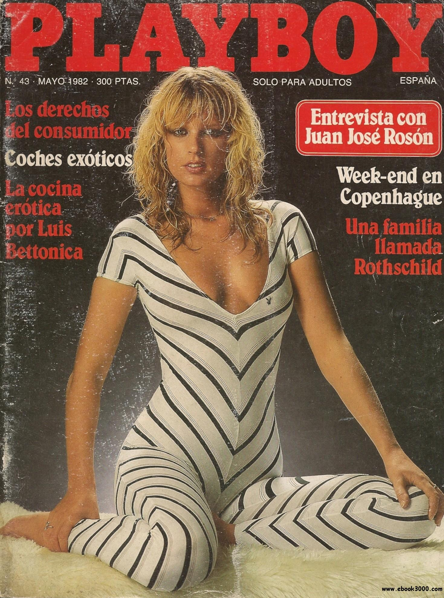 Playboy Spain - May 1982 free download