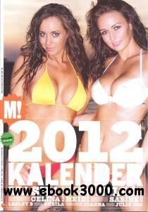 M! - Official Calendar 2012 free download