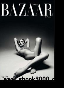 Harper's Bazaar Spain - Calendar 2012 free download