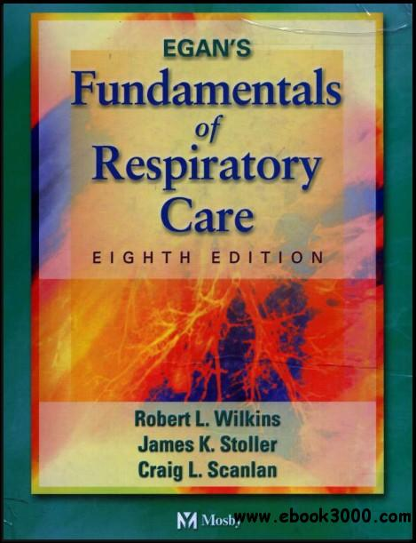 Egan's Fundamentals of Respiratory Care (8th Edition) free download