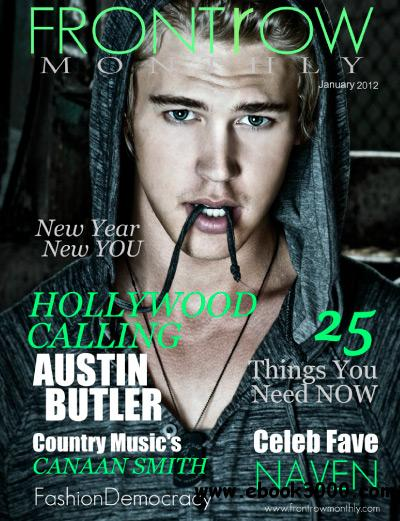 Front Row Monthly - January 2012 free download