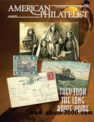 American Philatelist - January 2008 free download