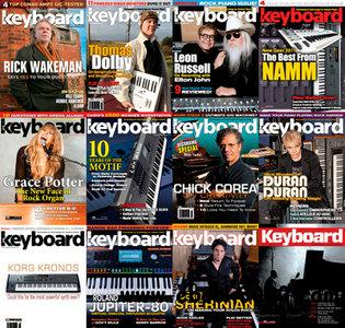 Keyboard 2011 Full Year Collection free download