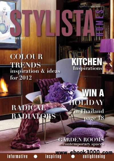 Stylista Homes - January 2012 free download
