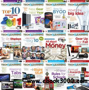 Tech & Learning 2011 Full Year Collection free download
