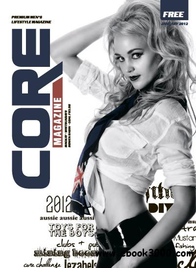 Core Magazine issue 5 - January 2012 free download