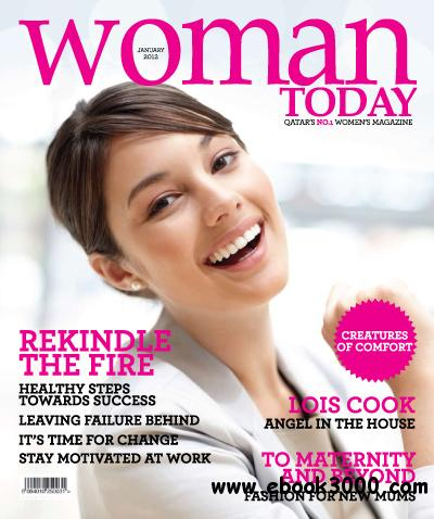 Woman Today - January 2012 free download