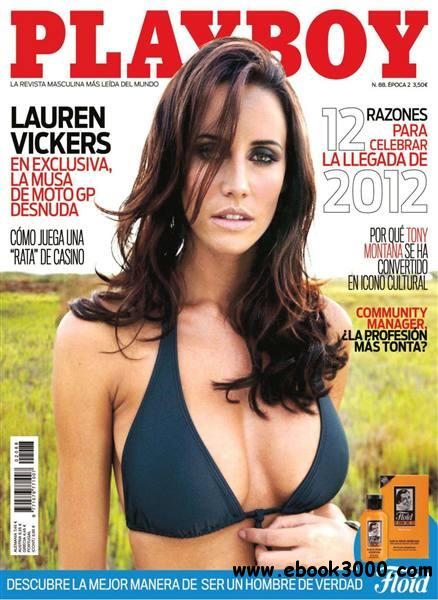 Playboy - Invierno 2012 / Spain free download