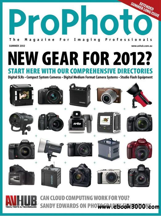 Pro Photo - Summer 2012 free download