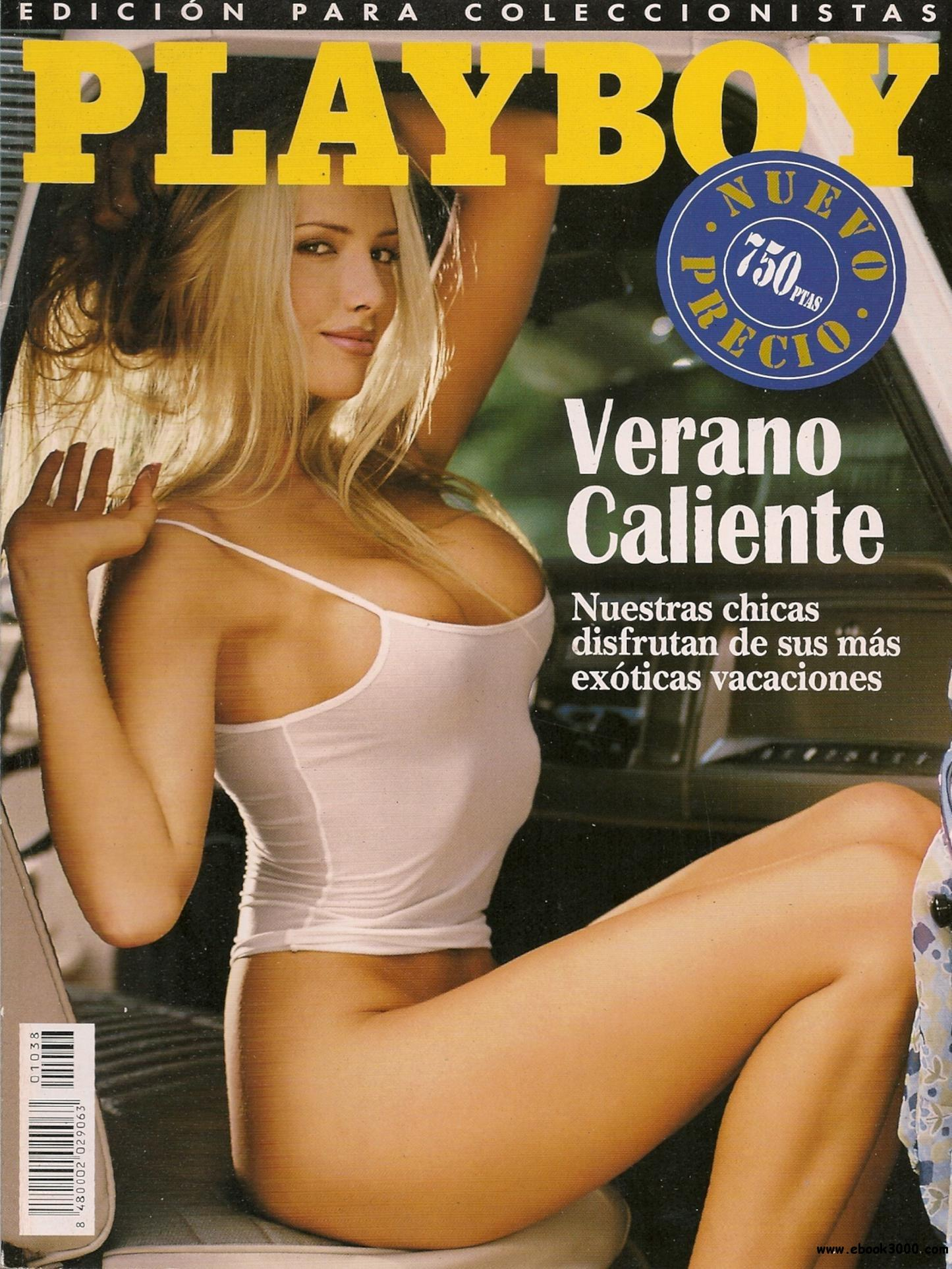 Playboy Spain - Especial Edicion 38 - Verano Caliente download dree