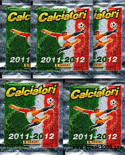 Figurine Calciatori Panini 2011-2012 - Pacchetti 6-10 (Panini Soccer Album Stickers 6-10) free download