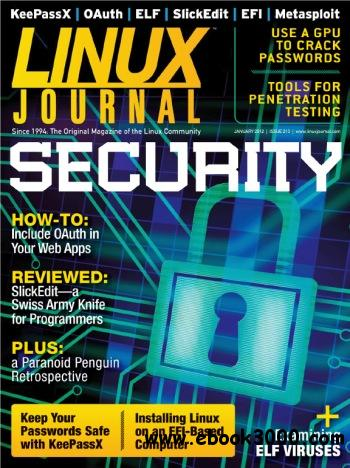 Linux Journal USA - January 2012 free download