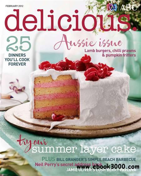 delicious - February 2012 free download