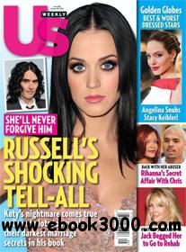 Us Weekly 30 January 2012 (USA) free download