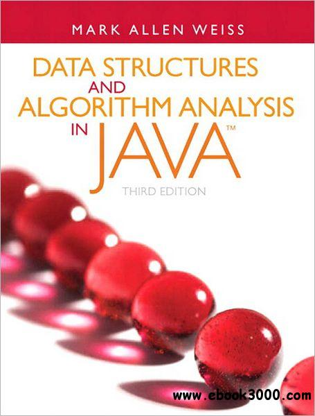 data structures and algorithm analysis in java  3rd edition