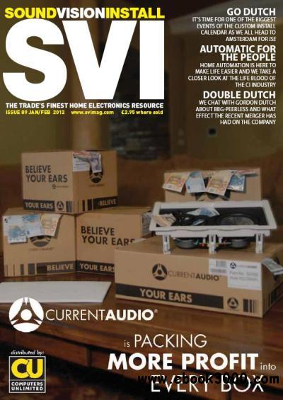 Sound Vision Install - January 2012 free download