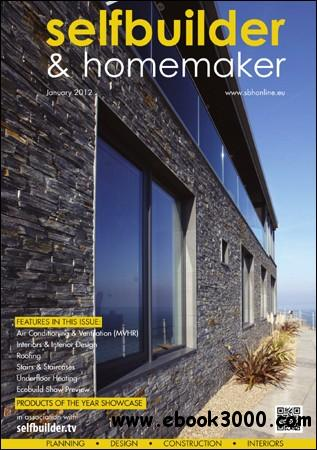 Selfbuilder & Homemaker - December 2011 / January 2012 free download
